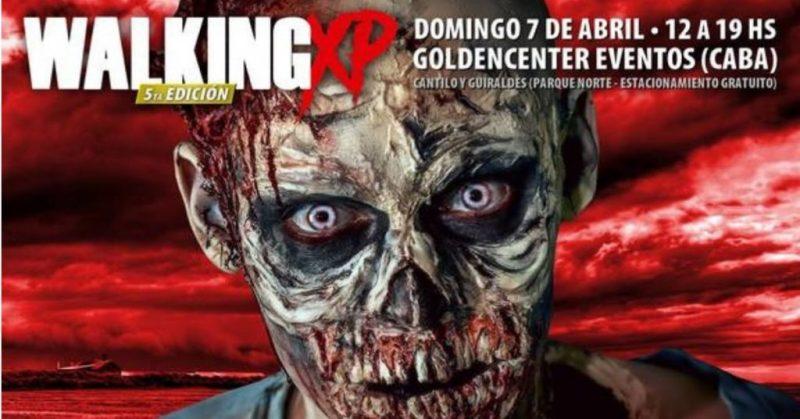 Zombis para toda la familia: Walking XP (5ta Edición)