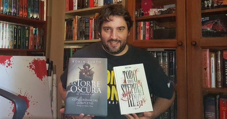 Ariel Bosi, entrevista a la enciclopedia del terror