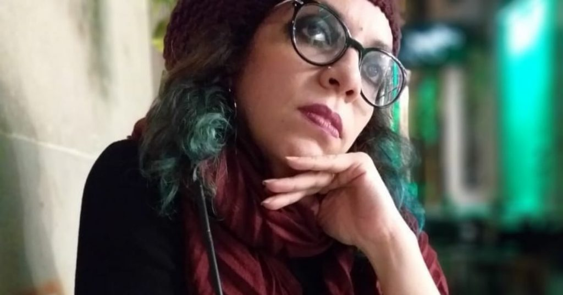 Virginia Ventura: la Vampira