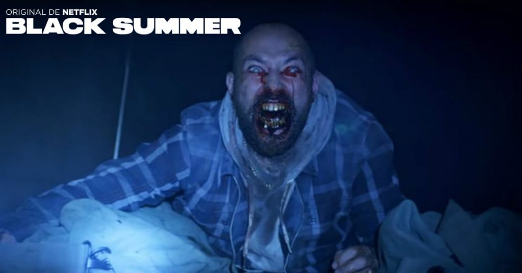 Black Summer: ¿la mejor serie de zombies actual?