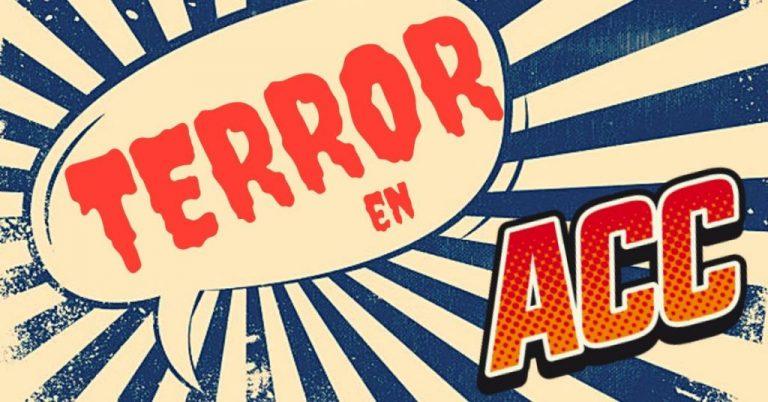 Terror en Argentina Comic Con