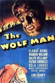 hombre lobo Monstruos Clásicos