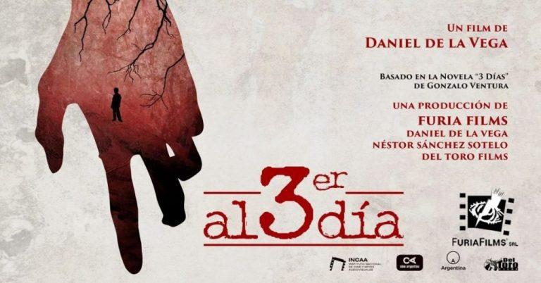 «Al 3er día» se creó LA película de terror