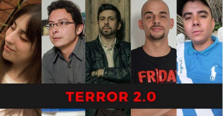 La nueva forma de asustar: Terror 2.0
