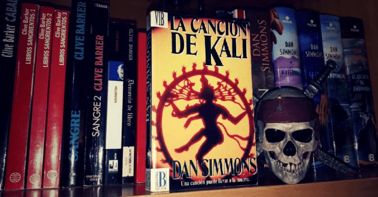 La Canción de Kali, reseña de una maldición en Calcuta