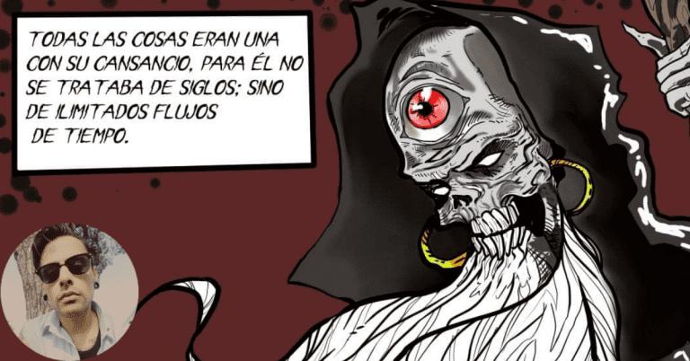 Caronte | Webcomic creado por ALETION | Primera parte
