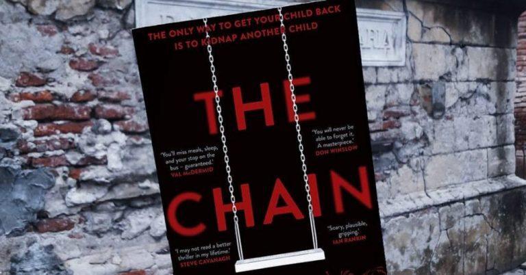 La cadena, el thriller escrito por Adrian McKinty