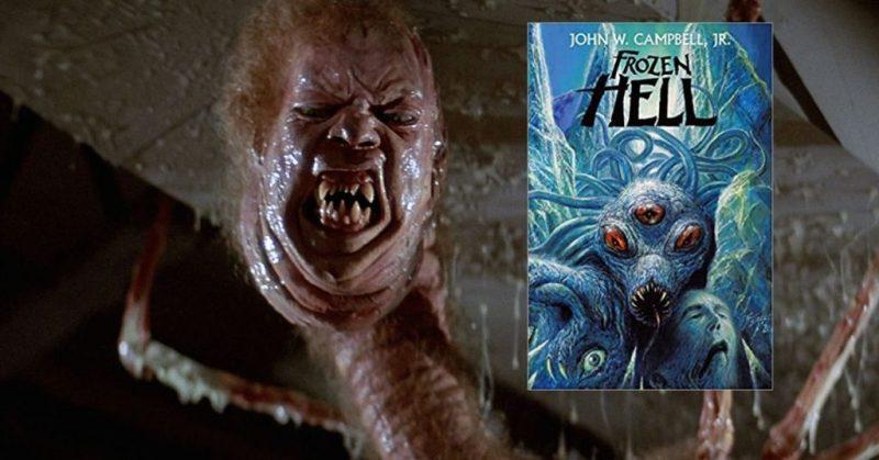 La nueva The thing: Blumhouse y Universal adaptarán Frozen Hell