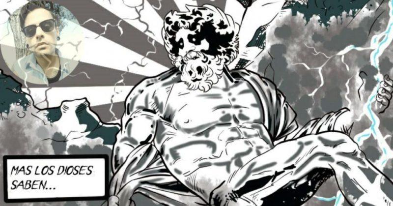 Caronte | Webcomic creado por ALETION | Tercera parte