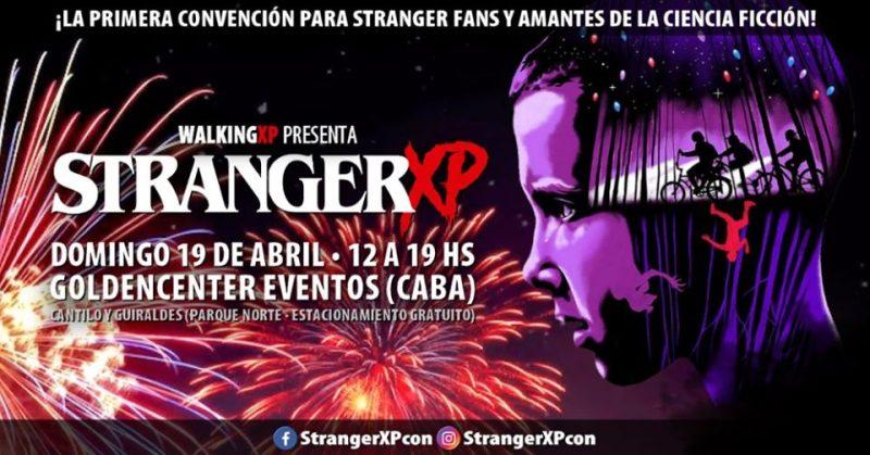 StrangerXP