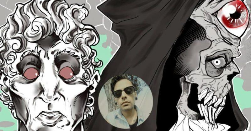 Lee más sobre el artículo Caronte | Webcomic creado por ALETION | Quinta parte