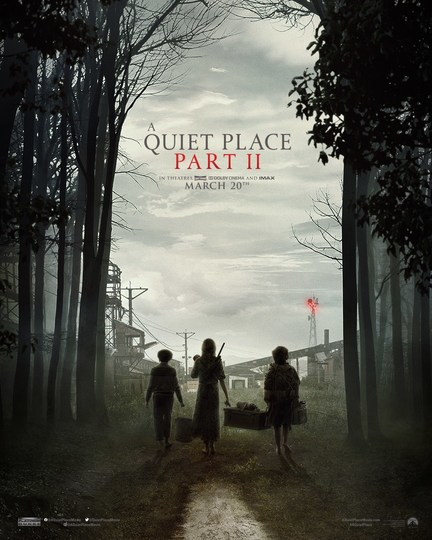 Un lugar tranquilo: Parte 2 A Quiet Place: Part II