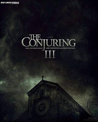 el conjuro 3 The Conjuring: The Devil Made Me Do It