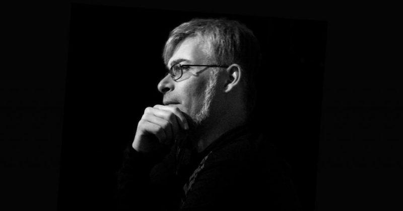 Guillermo Barrantes: el escritor que se transformó en cazafantasmas