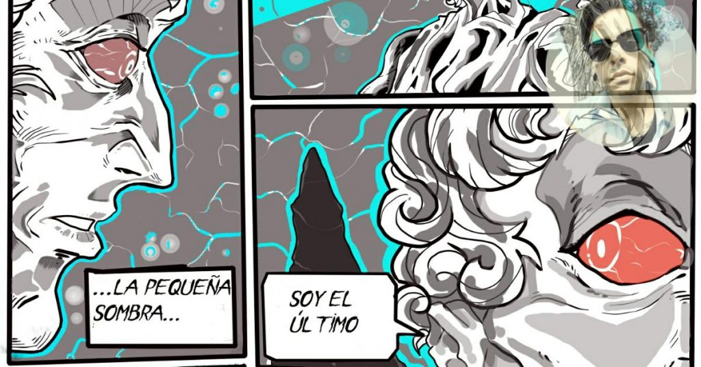 Caronte | Webcomic creado por ALETION | Final