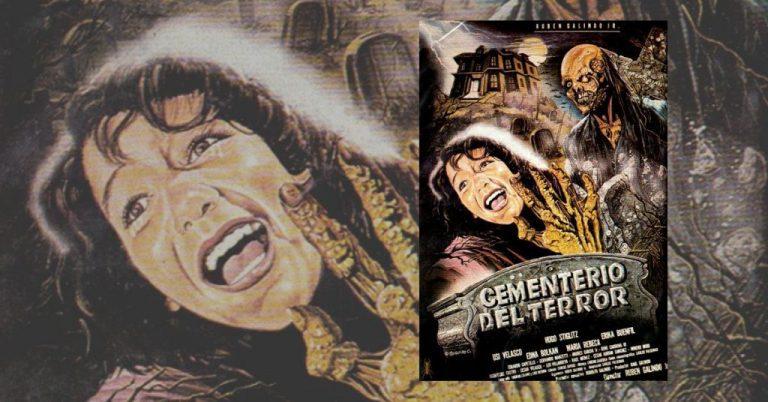 Zombies aztecas clásicos: Cementerio del terror