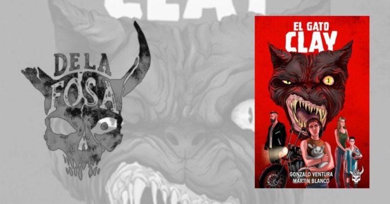 El gato Clay, el horror joven