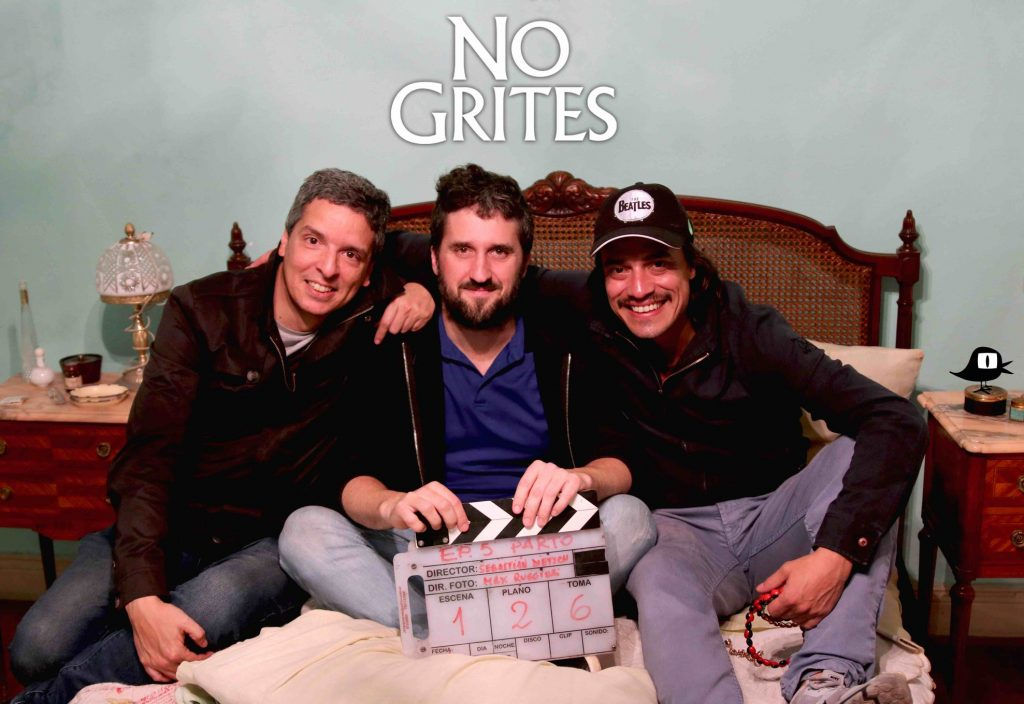 NO GRITES SERIE