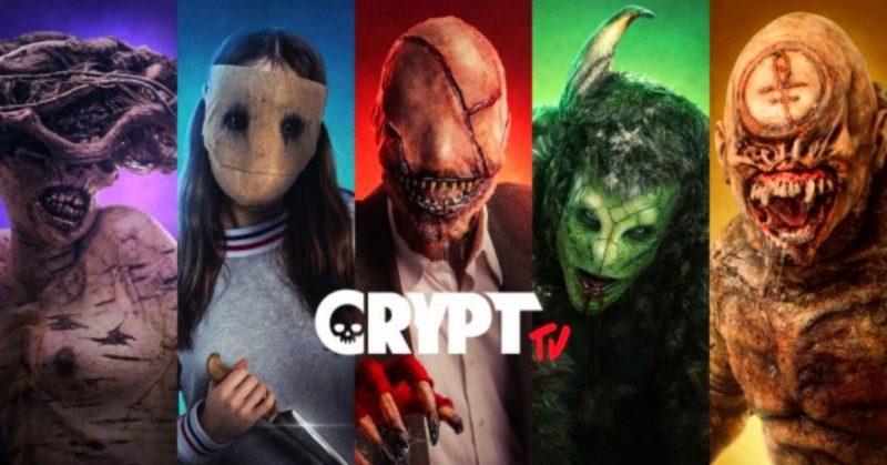 CRYPT TV: Los mejores cortos de terror
