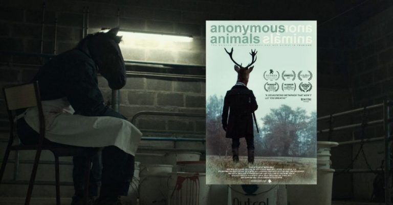 Anonymous Animals, el animal contra el hombre