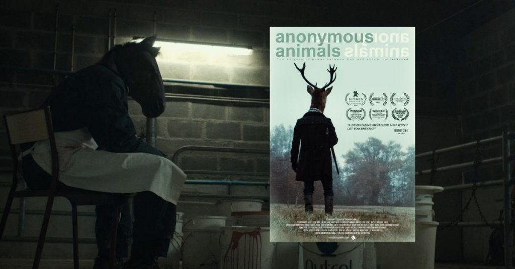 Anonymous Animals, el animal contra el hombre
