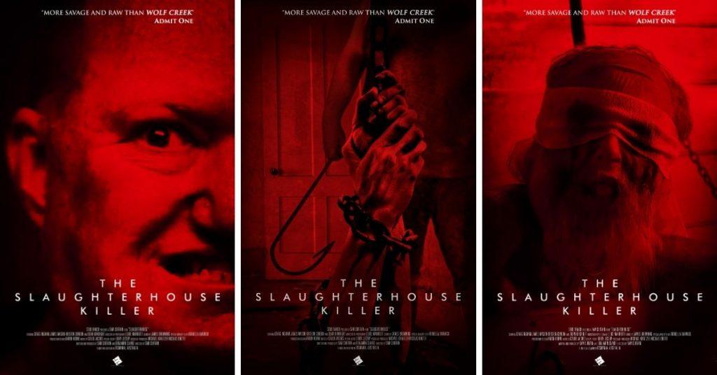 The Slaughterhouse Killer / Sam Curtain