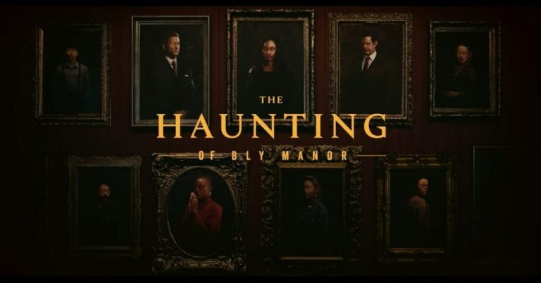The haunting of Bly Manor sin spoilers