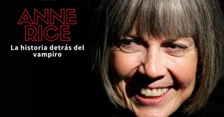 Anne Rice: JESUCRISTO y la madre de los VAMPIROS