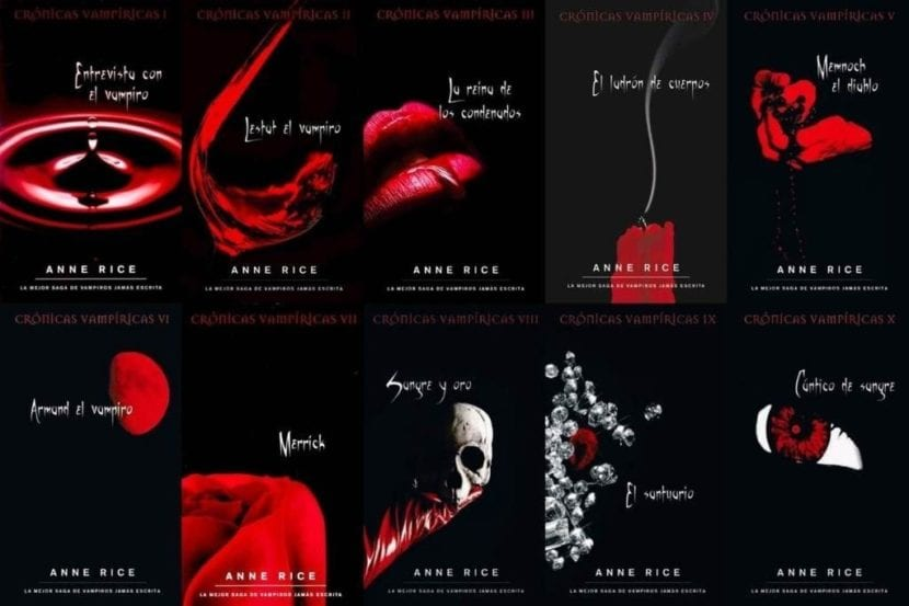 Anne Rice cronicas vampiricas