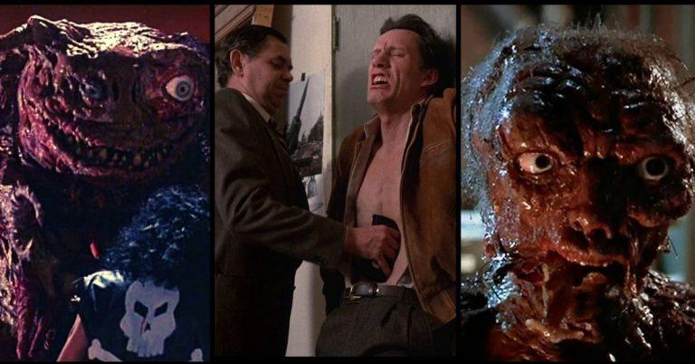 Tres excelentes películas con efectos especiales prácticos