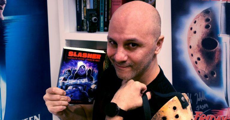 Slasher: ¡Mariano Cattaneo nos cuenta todo!