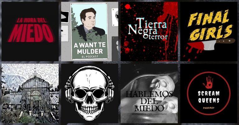 Los mejores podcast de Terror en argentina