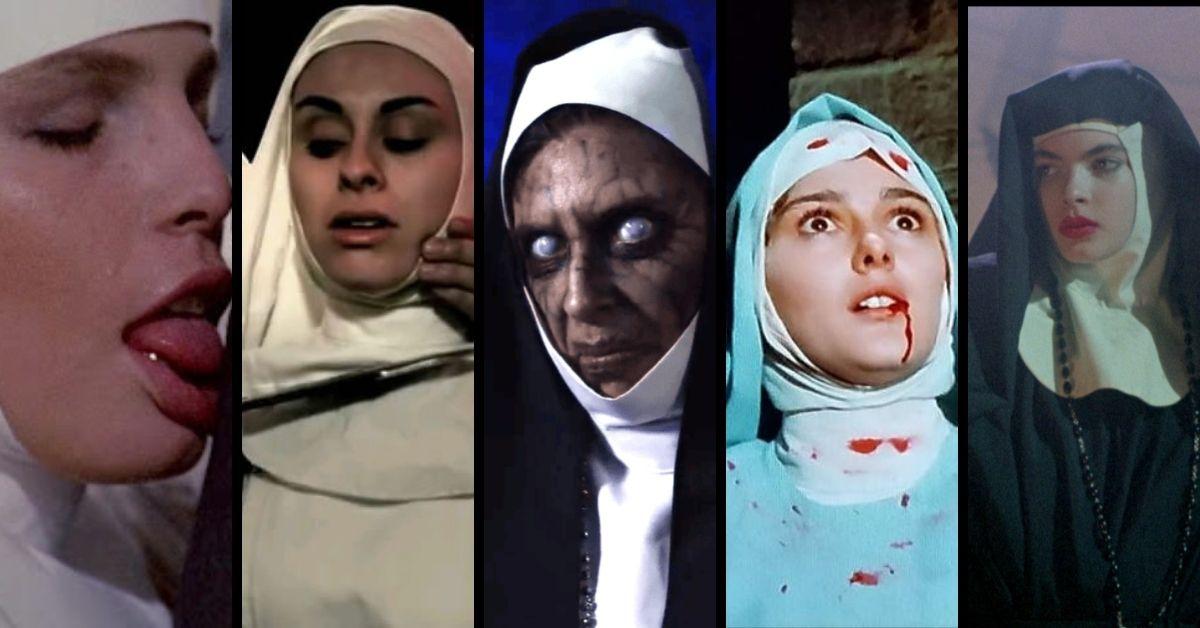 NUNSPLOITATION: 5 películas con pecado concebidas