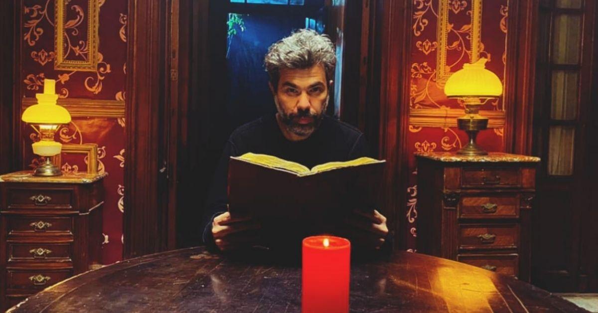ARIEL LUQUE habla de «The red book ritual», «Aberración» y más…