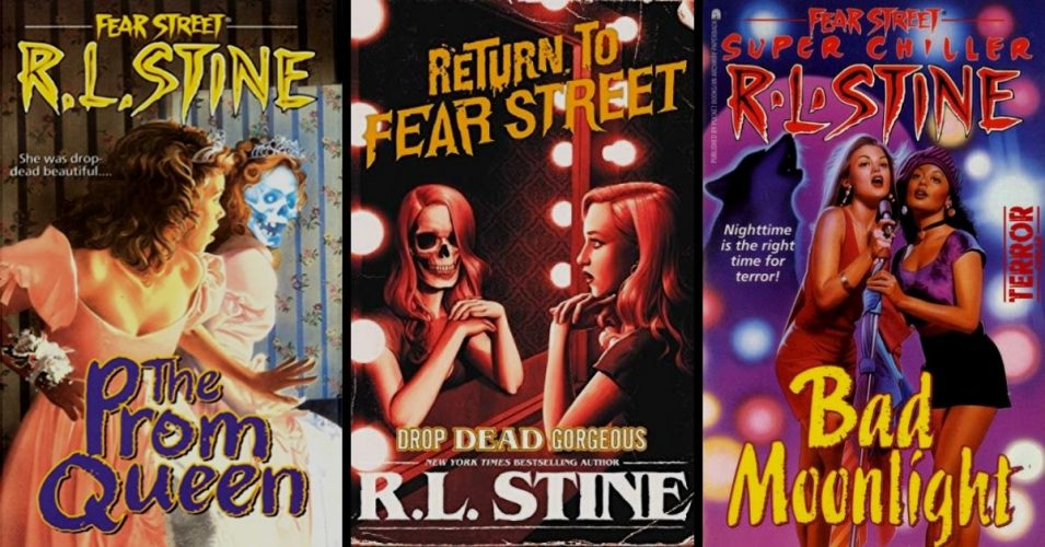 New Fear Street, Return To Fear Street, Fear Street Super Chiller