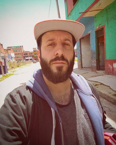 Hernán Panessi en el Bronx colombiano
