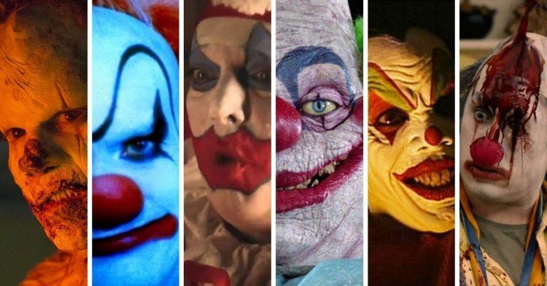 Lee más sobre el artículo Payasos de Terror: 6 películas que no pretenden hacer reír